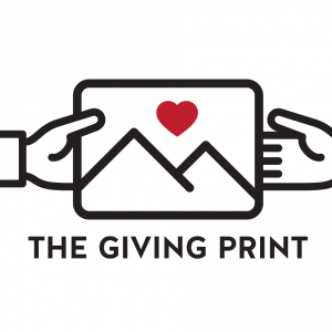 The Giving Print Logo