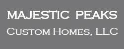 Majestic Peaks Custom Homes Logo