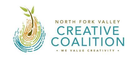 North Fork Valley Creative Coalition Logo