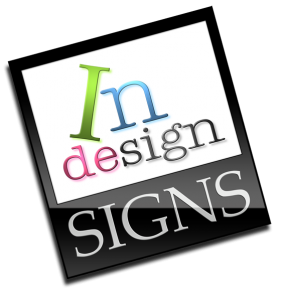 In Design Signs